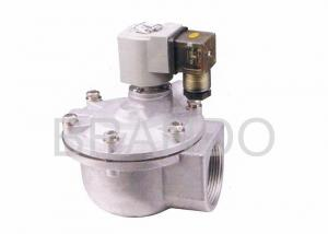 China Enamelled Wire Electric Version / Pneumatic Pulse Valve 220V AC CA / RCA35T on sale