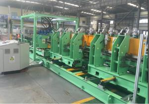China Customized Freezer Door Shell Sheet Metal Forming Line Large Capacity on sale