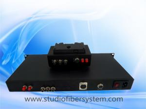China remotecontrolbroadcast camera systems with studio camera fiber adaptor and optic base station for live link on sale