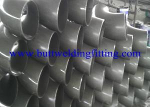 China ASTM A234 WPB WPL6 Butt Weld Fittings Elbow Reducer , Tee , Stub End , Pipe End Cap on sale