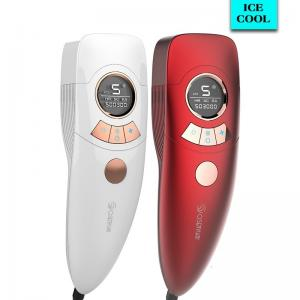 China 4 In1 Home Beauty Machine 500000 Pulsed IPL Laser Hair Removal Permanent Epilator Armpit on sale