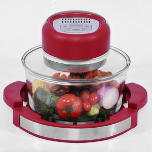 China Saving Your Time for Cooking! Best Convection Oven /Halogen Oven 12L/17L (KM-808A) on sale