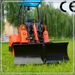 DY620 loader equipment,snow loader with Front Snow blade with CE certificate