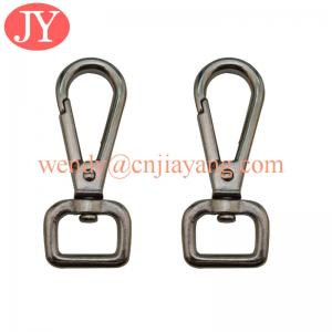 China China wholesale solid round eye brass snap hook  swivel spring snap hook on sale