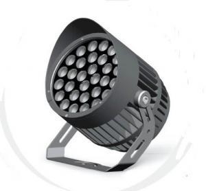 China 86 Watt Round Mounted Led Outdoor Flood LightsFor Architectural CREE chips on sale