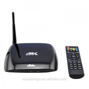 China Cloudnetgo CR13 Android4.4 Rk3288 Quad Core TV Box/ Set top box support kodi XBMC Arabic IPTV/TV Box Built in Camera on sale