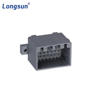 China 68145-1615 16 Pin Wire to Board Vertical PCB Header MOLEX Automotive Power Connector on sale
