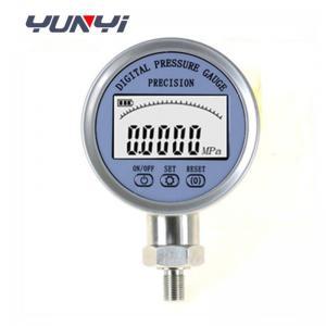 China digital absolute air high pressure gauge on sale