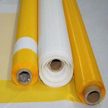 China polyester screen printing mesh for flatbed textile on sale