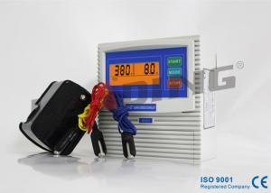 China 3 Phase Water Pump Controller , GSM Based Irrigation Water Pump Controller on sale