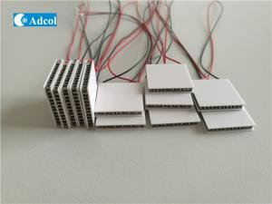 China ISO9001 TEG Thermoelectric Generator High Temperature Fast Cooling supplier