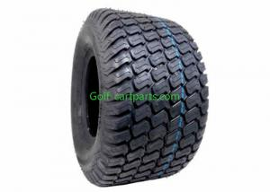 China Black 18x8 5x8 Golf Cart Tires Non Lifted Golf Buggy Accessories 4PR Plyer Rating on sale