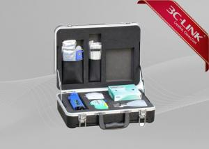China Fiber Optic Cleaning Kits Fiber Inspection Kit Fiber Optic Tool Kit For FTTH on sale