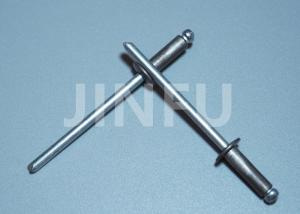 China High Corrosion Resistance Titanium Pop Rivets For Wheelchair Customized Size on sale