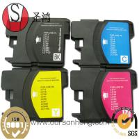 Compatible Brother LC11/16/38/61/980/1100 Ink Cartridge use for DCP-145C/165C/185C