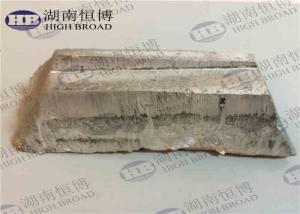 China Magnesium Dysprosium MgDy30 master alloy ingot to hence tensile strength , grain refiner on sale