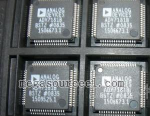 China Integrated Circuit Chip ADV7181BBSTZ - Analog Devices - Multiformat SDTV Video Decoder on sale
