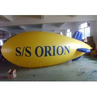 advertising inflatable giant flying blimp for sale