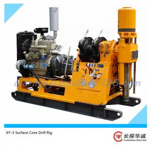 China XY-3 Core Drill Rig for engineering coring; soil sampling; Soil Investigation; spt equipment on sale