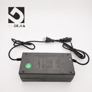 China Waterproof Electric Bike Charger Replacement 220V 50HZ Input Adjustable on sale