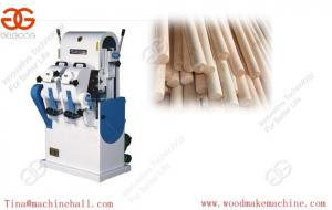 China High effiency Double Belt Wood Stick Sanding Machine Wood Stick Machine supplier China on sale