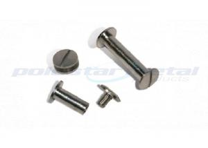 China Durable Specialty Hardware Fasteners , Stainless Steel Screw For High Precision CNC Machining on sale