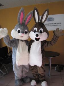 Quality Traje feito sob encomenda do luxuoso da mascote de Bugs Bunny para celebrações for sale