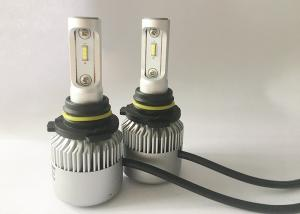 China Auto Part Top Brightness Fans Philip S2 CSP LED Headlights 9006 H4 H7 36W 4000LM on sale