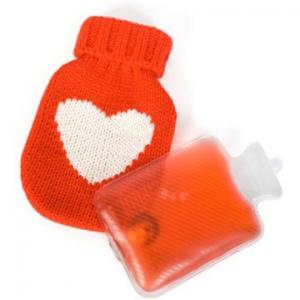 China blue color reusable hand warmers gel on sale