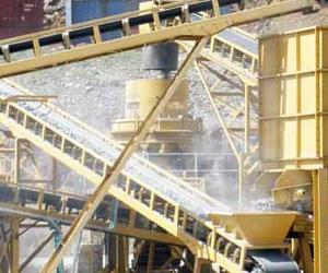 China Iron ore crushing plant with capacity 500-600 TPH on sale