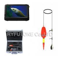 Wireless Underwater Fish Finder Mini Camera + 5inch 1.2GHz DVR Screen Monitor