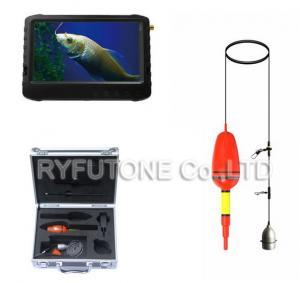 China Wireless Underwater Fish Finder Mini Camera + 5inch 1.2GHz DVR Screen Monitor on sale
