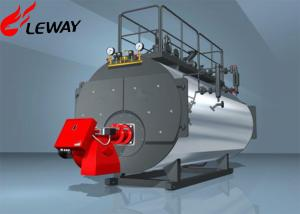 China Fuel Oil Fired Steam Boiler ON - OFF Computer Control Operation 20℃ Feedwater Temp on sale
