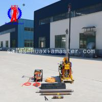 China Portable hydraulic rock earth hole drilling machine for sale on sale