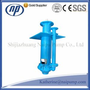 China 40PV-SP High Chrome Material Vertical Slurry Pump on sale