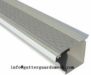 China micro mesh gutter guard on sale