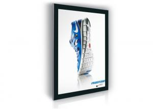 China Brightness Wall Mounted Aluminum Frame Light Box for Poster / Photo Display on sale