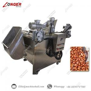China Peanut Frying Machine|Automatic Peanut Frying Machine|Stainless Peanut Fryer|Peanut Frying Machine Price|Frying Machine on sale