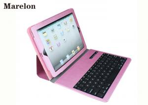 China Ultrathin Wireless IPad Air Keyboard Cover 400mAh Battery For Android Laptop on sale