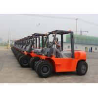 Heavy Duty Industrial Forklift Truck Material Handling Equipment , ISO