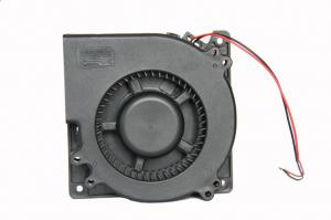 China 120mm * 32mm 12V High Pressure Blower Fan Dc Motor 4.68 Inch High Speed Exhaust Blower Air Cooling on sale