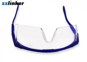 China Zoom Teeth Whitening Unit , Protective Safety Anti Fog Goggles Dentist Working Transparent on sale