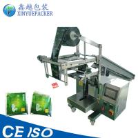 Automatic Tea Bag Packaging Machine , Triangle Packaging Machinery 30-60 Bags/min