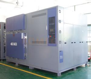 China Environmental Thermal Shock Test Chamber , -55 °C~ +150°C Test Temp on sale