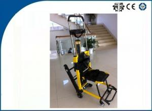 China Aluminum Alloy Folding Stair Stretcher , High Building Rescue Automatic Climbing Stairs on sale