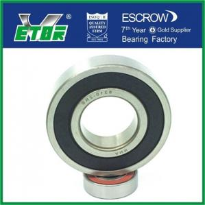 China Deep Groove Type Small Ball Bearings For Motor / Tractors / Machine Tools Use on sale