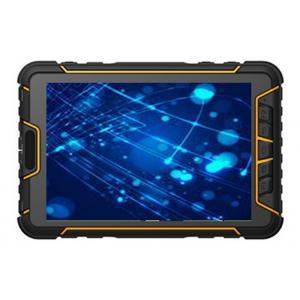 China 7'' Android Industrial PDA Tablet Barcode Scanner LF NFC UHF RFID Reader Fingerprint on sale