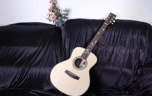 China 2018 Hot Sale 41''Wood Guitar JF custome Cut-away Acoustic Guitar High Quality Sold Africa Mahogany Guitar on sale
