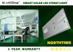 115LM/W Integrated Solar Street Light 95% Conversion of MTTP Controller