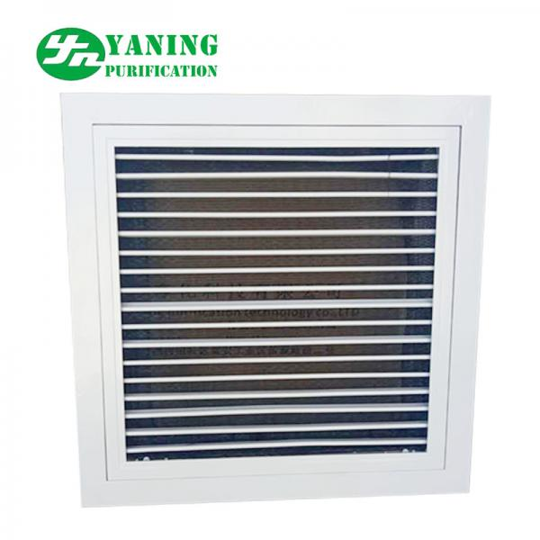 Aluminum Alloy Air Filter Grille Air Duct Diffuser With
